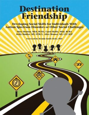 Destination Friendship Front Cover