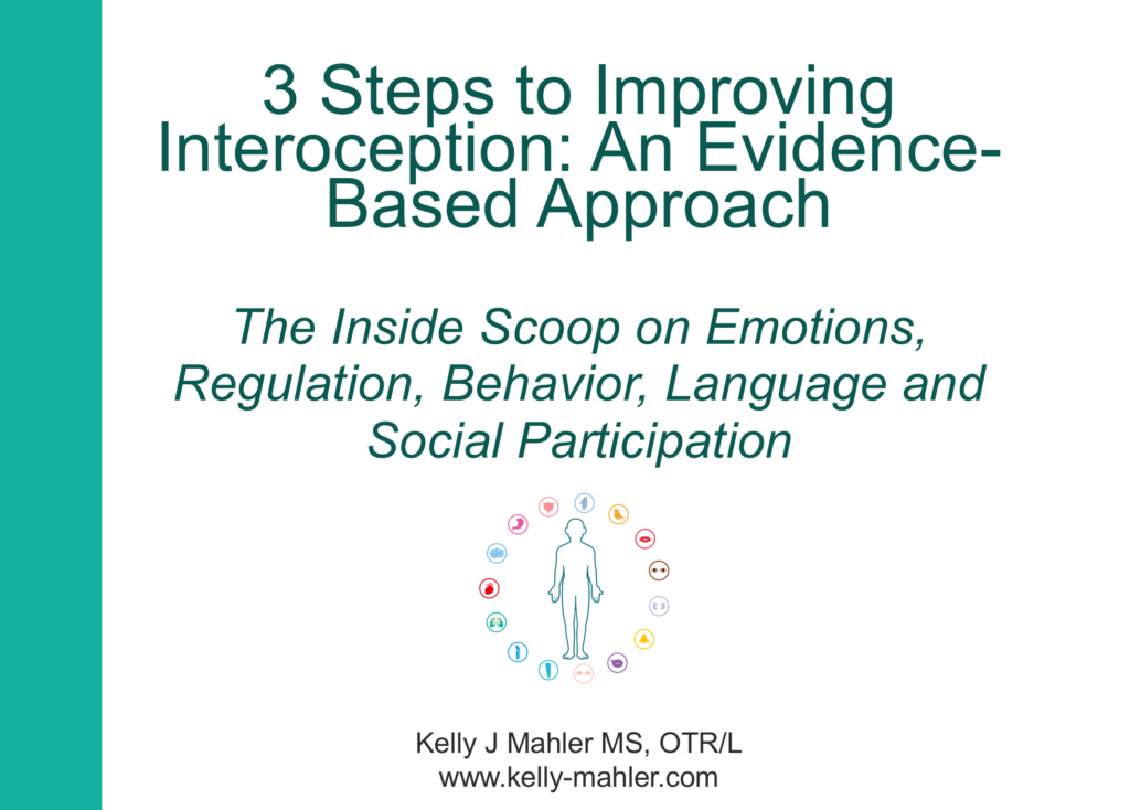 ONLINE COURSE: 3 Steps to Improving Interoception: An Evidence-Based Approach