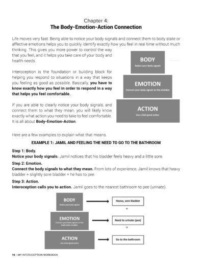 Workbook Page Sample