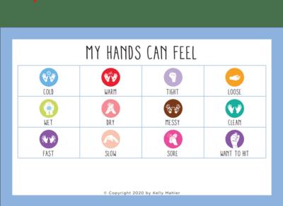 Hands Feel