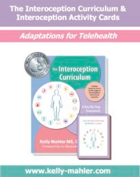 The Interoception Curriculum & Activity Cards in Telehealth