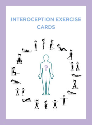Interoception Exercise Cards